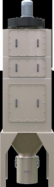 Cartridge filter INFA-JETRON IPF